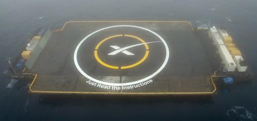 Platforma u oceanu